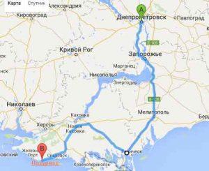 Поездки в Лазурное.Черное море.