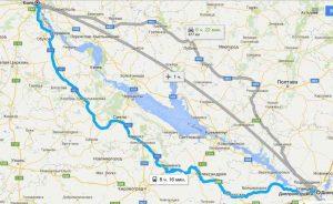 Заказать микроавтобус до Киева