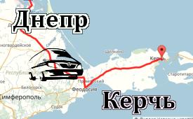 Днепр-Керчь