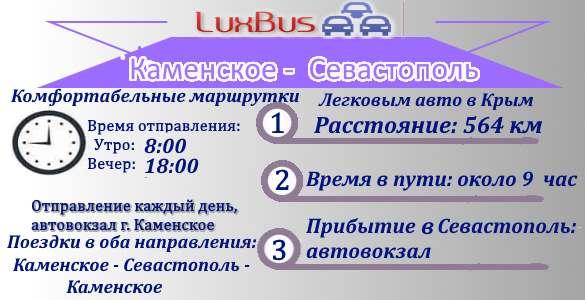 Каменское-Севастополь